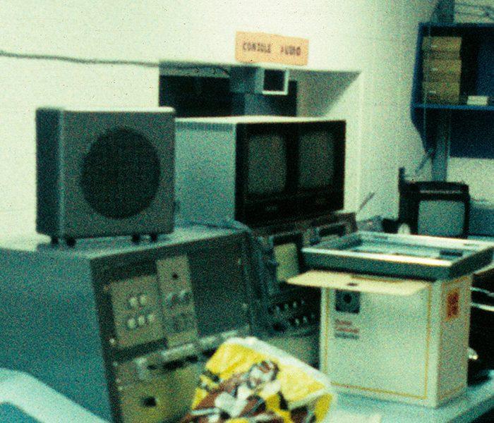 Laboratoire d'audiovisuel